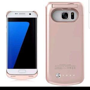 Samsung Galaxy s7  charging case